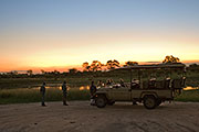 Luxus und Wildlife Safari: Ab Plains Camp im Greater Kruger National Park von Südafrika
