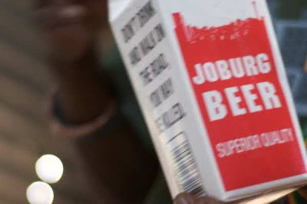 Bier in Afrika - Soweto Township Tour