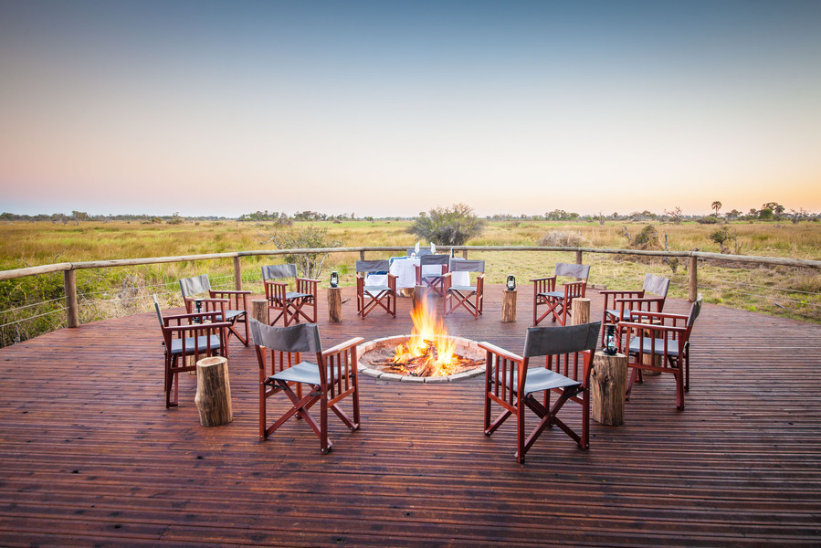 Afrika Safari: Botswana Fly In Reise